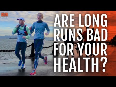Are Long Runs Bad for Your Health?
