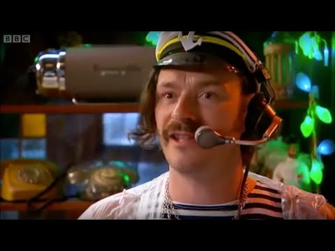 Future Sailors Song | The Mighty Boosh | BBC