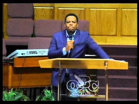 Pastor Kevin L. Adams Sr. Olivet Baptist Church