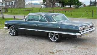 1963 Chevy Impala SS For Sale $19,000