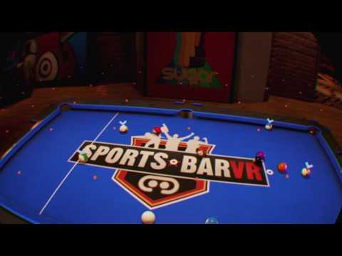 Buck3131's Live PS4 Sports Bar VR