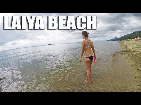 LAIYA BEACH TRIP AND PHP 3,500 ROOM OVERNIGHT