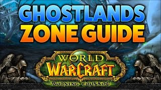 Meeting the Orcs | Burning Crusade Quest Guide #Warcraft #Gaming #MMO #魔兽