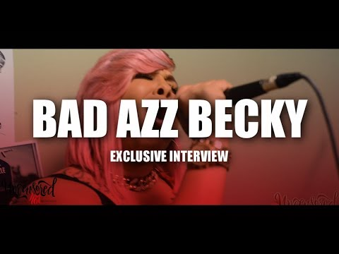 Bad Azz Becky Interview   Uncensored407 Radio Show   Filmed By @EOCFilms_