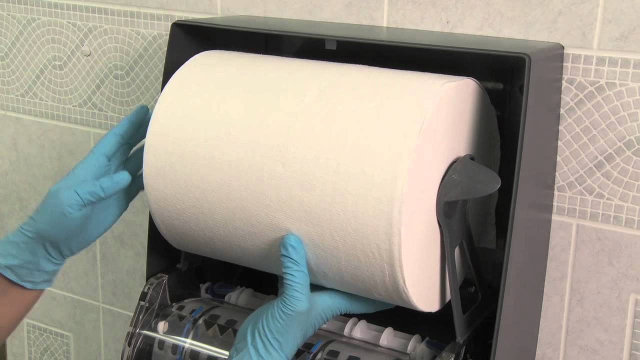 How to Use Merfin's 1060 Paper Towel Dispenser
