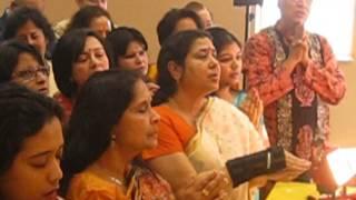 Saraswati Pujo 2016-Anjali