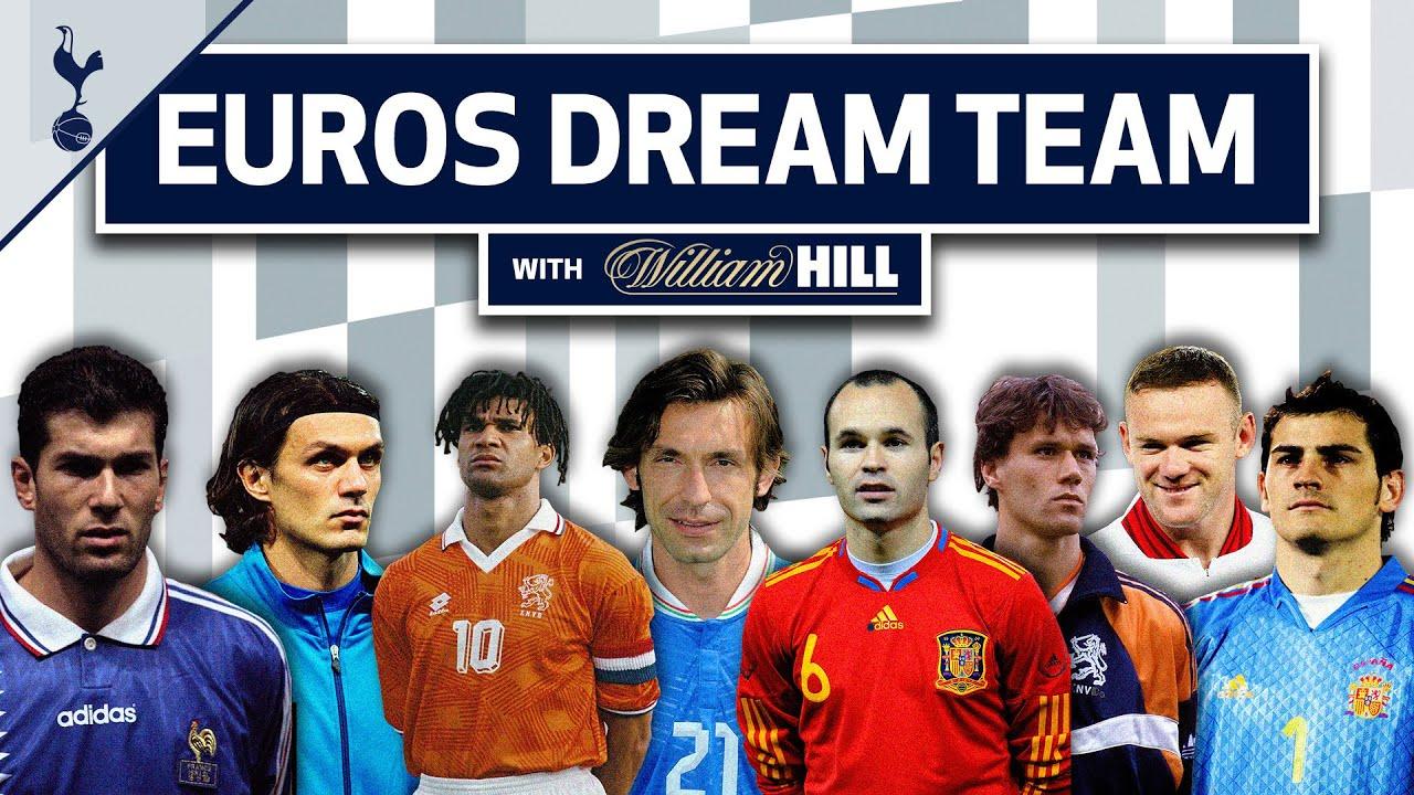 DREAM EUROS 5-A-SIDE TEAM! ft. Ben Davies and Toby Alderweireld!