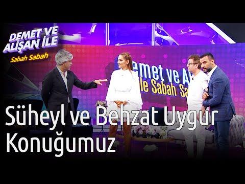 Demet ve Alişan ile Sabah Sabah | Süheyl ve Behzat Uygur Konuğumuz