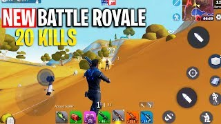 NEW BATTLE ROYALE *FREE* FORTNITE COPY FOR ANDROID!!