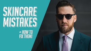 5 Skincare Mistakes I Made & How to Fix Them    Skin Care Basics 2019