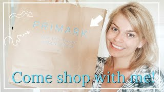 Come Shop With Me @Primark! | Lifestyle Spot