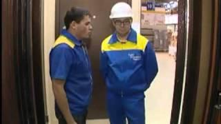 Как выбрать металлическую входную дверь?(Как правильно выбрать стальную дверь, обзор стальных дверей. Входные и межкомнатные двери на: http://www.eShop-Doors.ru., 2011-09-26T17:45:34.000Z)