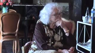 Jacques  Halbronn  et  le médecin Janine Fontaine  iDF