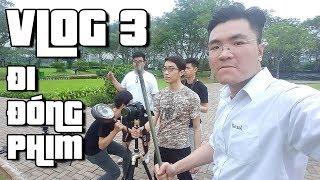 VLOG 3   HÀ EZIO ĐI ĐÓNG PHIM ( CrisDevilGamer Battlegrounds IN REAL LIFE BTS )