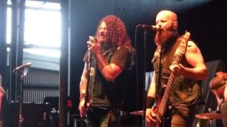 Download Shaman's Harvest - In Chains LIVE Corpus Christi Tx 6/27/16 Mp3