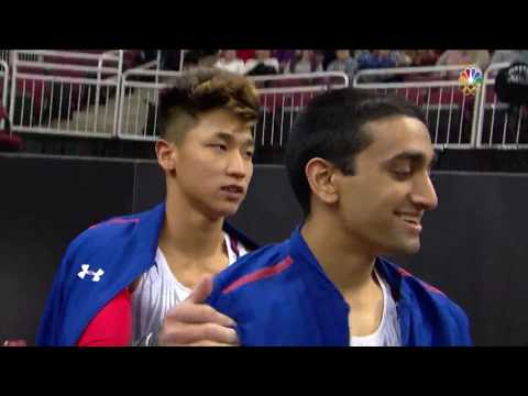 2017 AT&T American Cup - NBC Broadcast