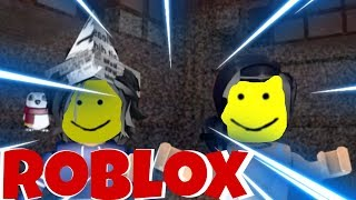 Roblox-as noobs do slender (it stop slender 2