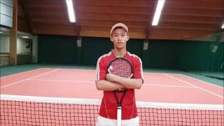 Alex Chan - US Tennis Recruitment - Tennis Smart - Fall 2017