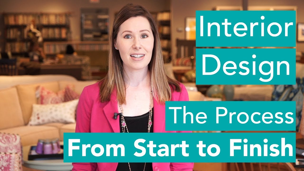 How To Get Started The Interior Design Process Step By