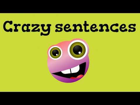 ESL Game: Crazy Sentences