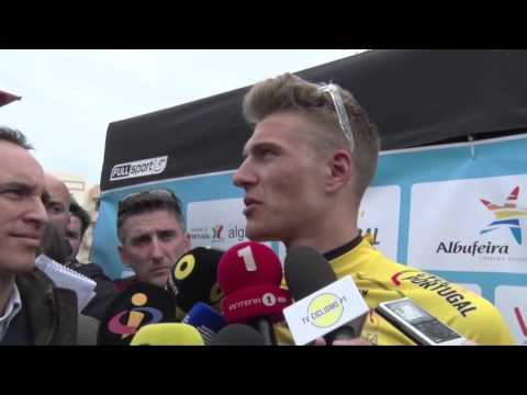 Marcel Kittel - postrace interview - Stage 1 - Volta ao Algarve