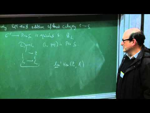 Ofer Gabber - Spreading-out of rigid-analytic families and observations on p-adic Hodge theory