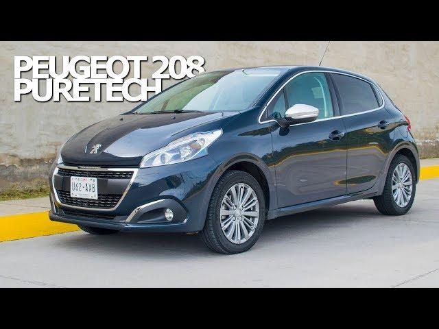 Peugeot 208 Puretech - Podría ser el REY del segmento PERO...