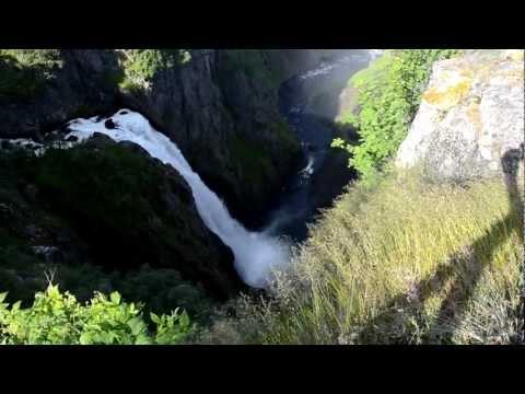 Vøringsfossen, Eidfjord, Hordaland, Norway