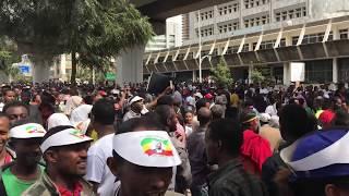 Abiy Rally Addis Ababa