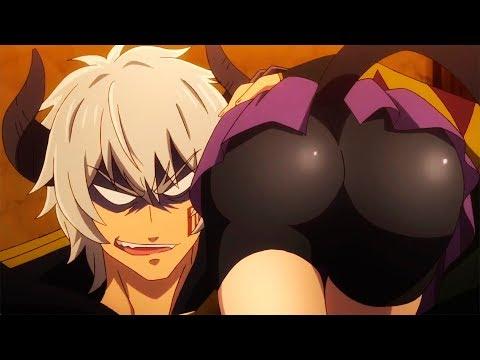 Смешные Моменты Из Аниме #9 - Популярные видеоролики!