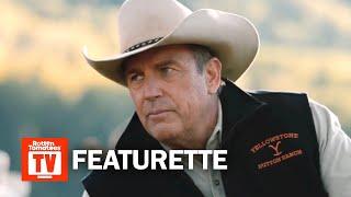 Yellowstone Season 1 Featurette | 'Kevin Costner' | Rotten Tomatoes TV