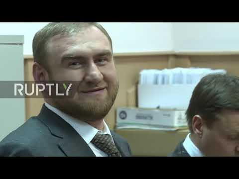 Russia: Lawmaker Arashukov detained till 30 March