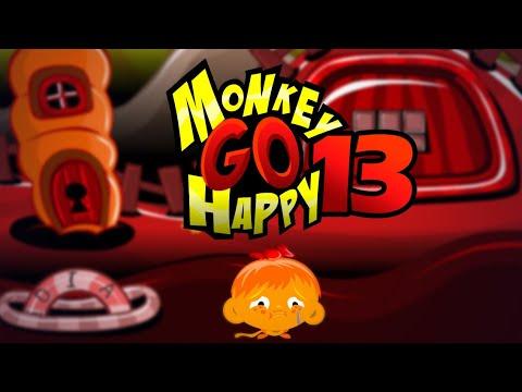 """Игра """"Счастливая Обезьянка 13"""" (Monkey GO Happy 13) - прохождение"""