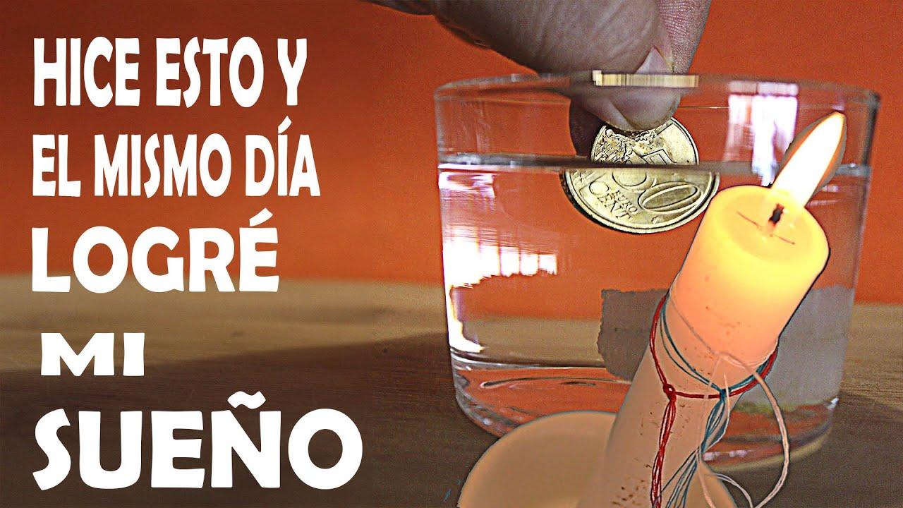 Amarre De Amor Para Dominar A Tu Pareja Con 3 Nudos Y Atraer Dinero Con Moneda Y Agua Youtube