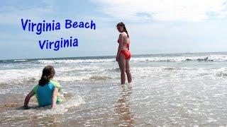 Virginia Beach, VA  2014 - Video Review - Boardwalk, Beaches!