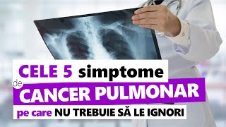 cancerul de plamani simptome