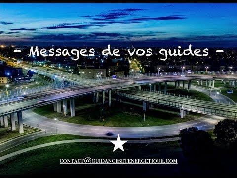 MESSAGES DE VOS GUIDES : choisissez votre paquet!!