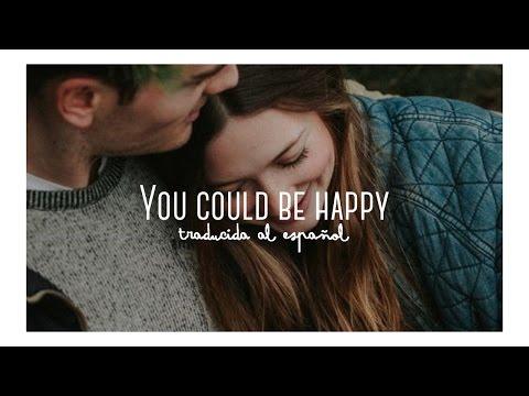You could be happy - Snow Patrol (Traducida al Español)