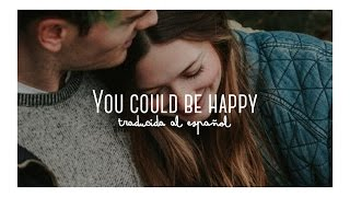 You could be happy - Snow Patrol (Traducida al Español)