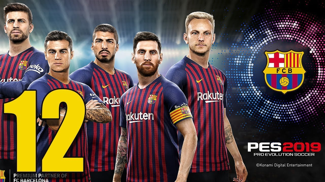 Pes Mobile 2019 / Pro Evolution Soccer / Android Gameplay #Part-12