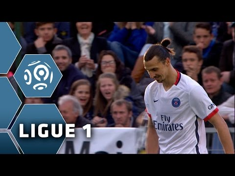 SC Bastia - Paris Saint-Germain (0-2)  - Résumé - (SCB - PARIS) / 2015-16
