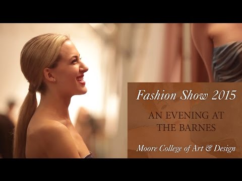 FASHION SHOW 2015 // An Evening at The Barnes