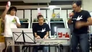 Takenobu Mitsuyoshi Sings the Space Harrier Theme Song (w/lyrics!)