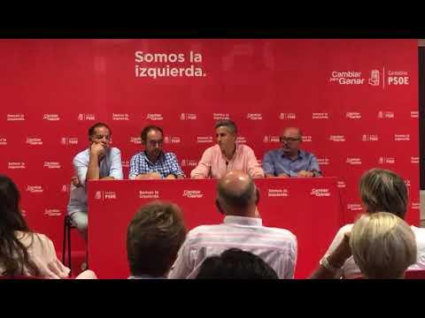 charla-coloquio sobre la eutanasia (PSOE Santander)