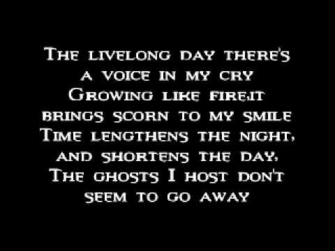 delain A day for ghosts lyrics mp3
