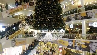 Новогоднее настроение в Галерее (Санкт-Петербург)