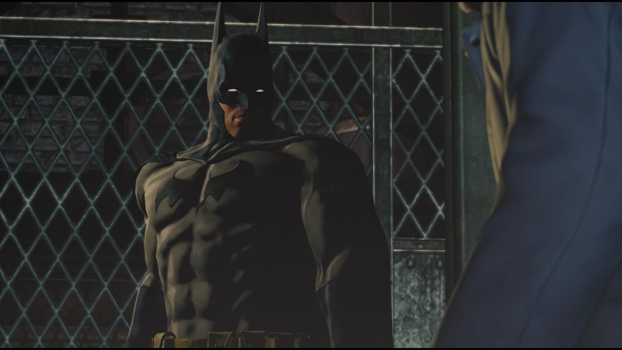 Batman: Arkham Origins (PC)(The Long Halloween Suit Walkthrough ...