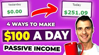 How To Make $100 a Day Online (4 Simple Ways for 2019)