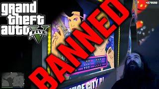 Rockstar Bans Aris TWICE from GTAV's Casino for Winning Too Much Money
