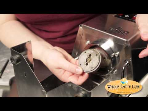 How To Replace The Group Gasket On The Gaggia Classic
